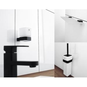 Kúpeľňové doplnky NIMCO KIBO BLACK