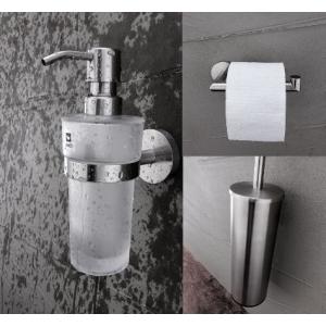 Kúpeľňové doplnky NIMCO UNIX NEREZ