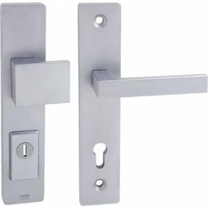 Bezpečnostné štítové kľučky