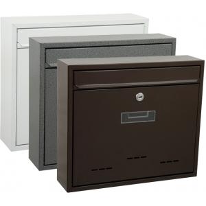 Lakované (farebné) poštové schránky