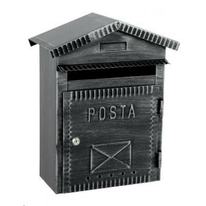 Poštové schránky z kovaného železa